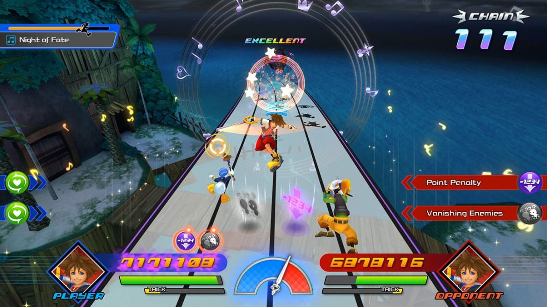 Kingdom Hearts: Melody of Memory Screenshot 3
