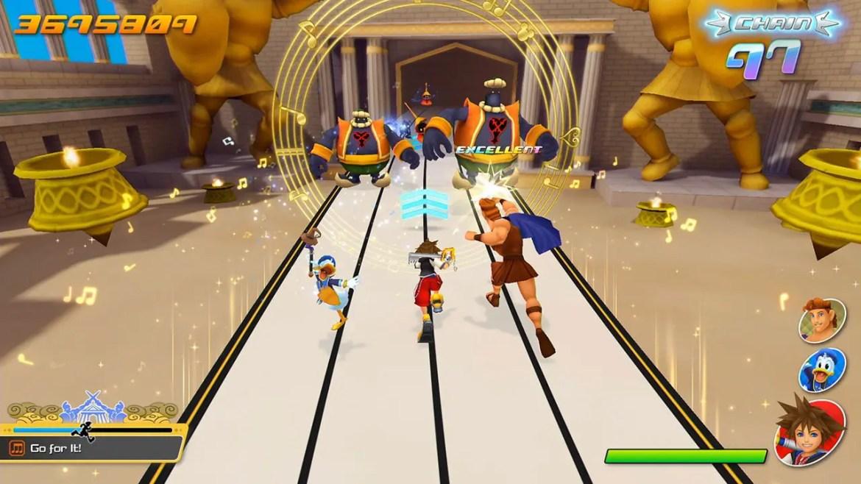 Kingdom Hearts: Melody of Memory Screenshot 6