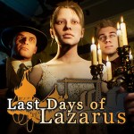 Last Days of Lazarus Logo