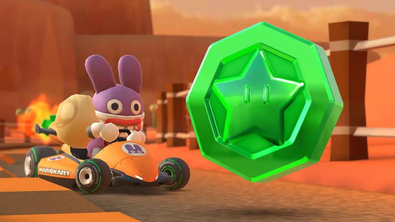Mario Kart Tour Event Tokens Screenshot