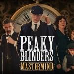 Peaky Blinders: Mastermind Logo