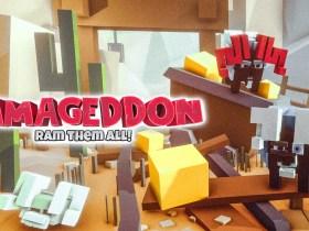 Ramageddon Logo