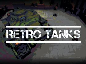 Retro Tanks Logo