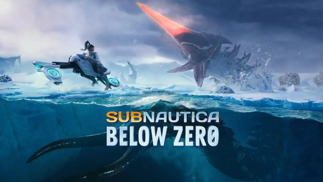 Subnautica: Below Zero Logo
