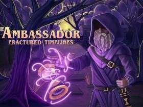 The Ambassador: Fractured Timelines Logo