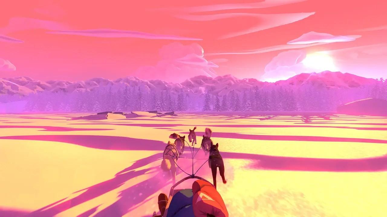 The Red Lantern Screenshot
