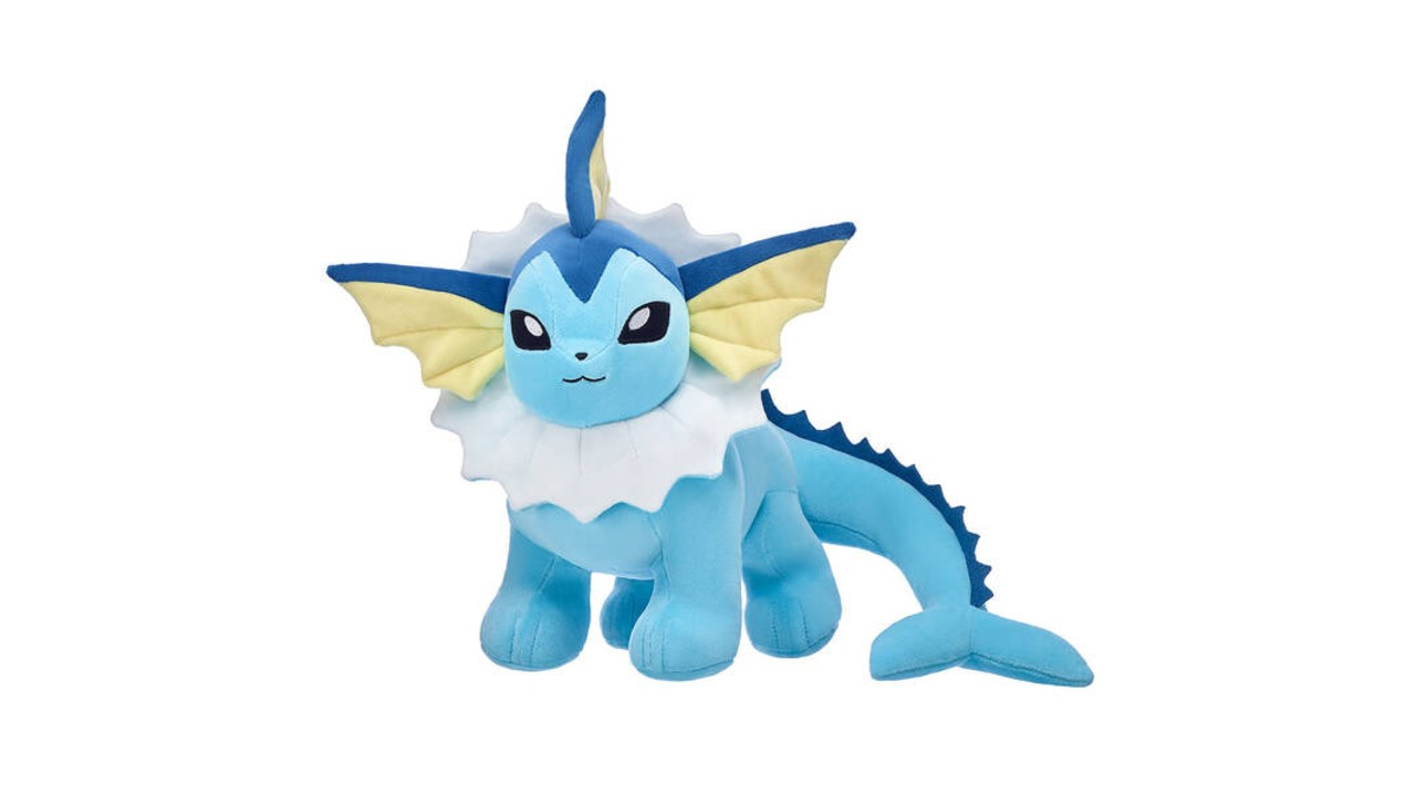 Vaporeon Build-A-Bear Workshop Photo