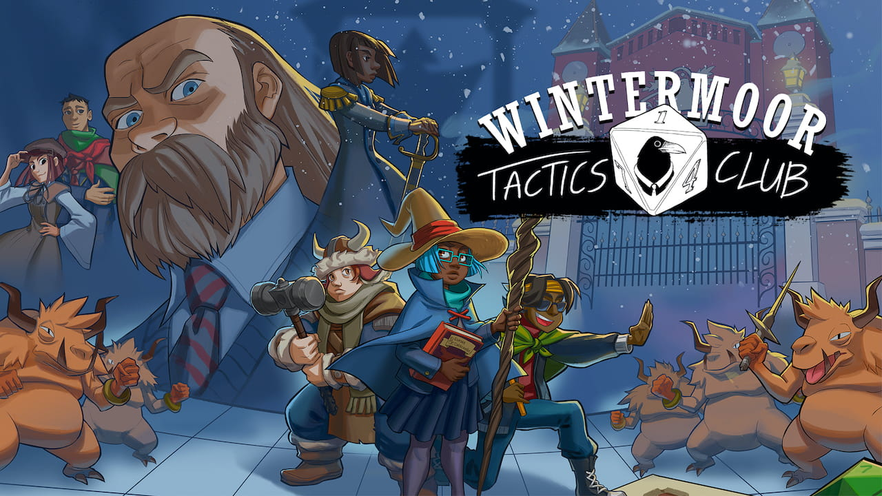 Wintermoor Tactics Club Logo
