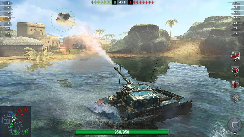 World Of Tanks Blitz Screenshot 1