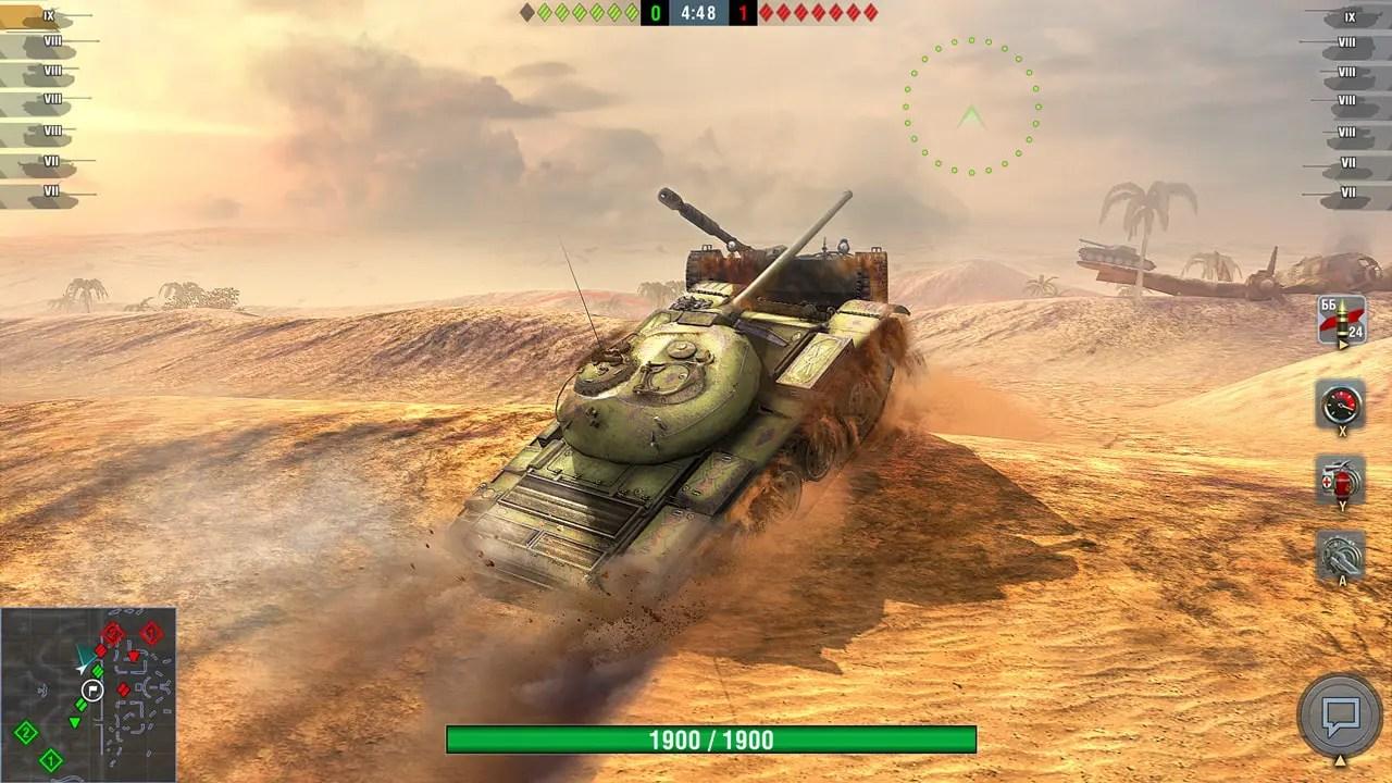World Of Tanks Blitz Screenshot 3