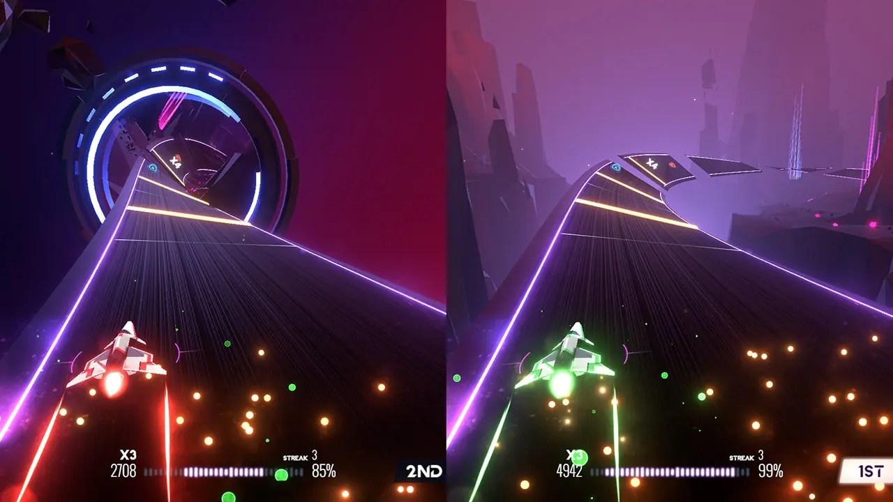 AVICII Invector: Encore Edition Review Screenshot 3