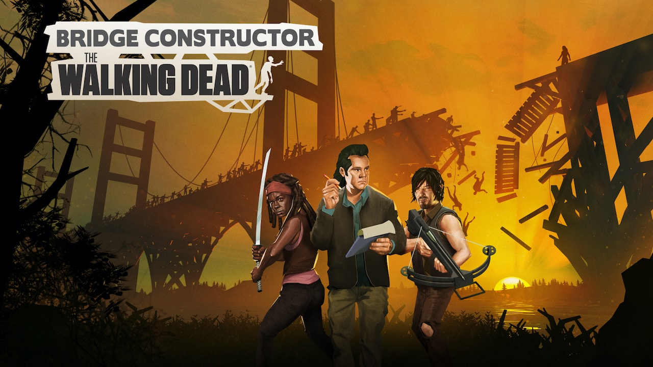 Bridge Constructor: The Walking Dead Logo