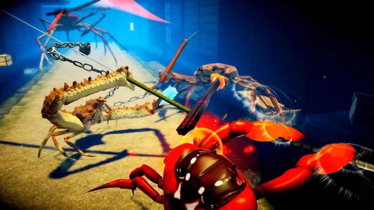 Fight Crab Review Screenshot 3