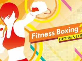 Fitness Boxing 2: Rhythm And Exercise Logo