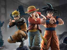 Jump Force Deluxe Edition Review Banner