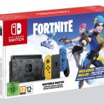 Nintendo Switch Fortnite Special Edition Bundle Photo
