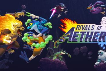 Rivals of Aether: Definitive Edition Logo