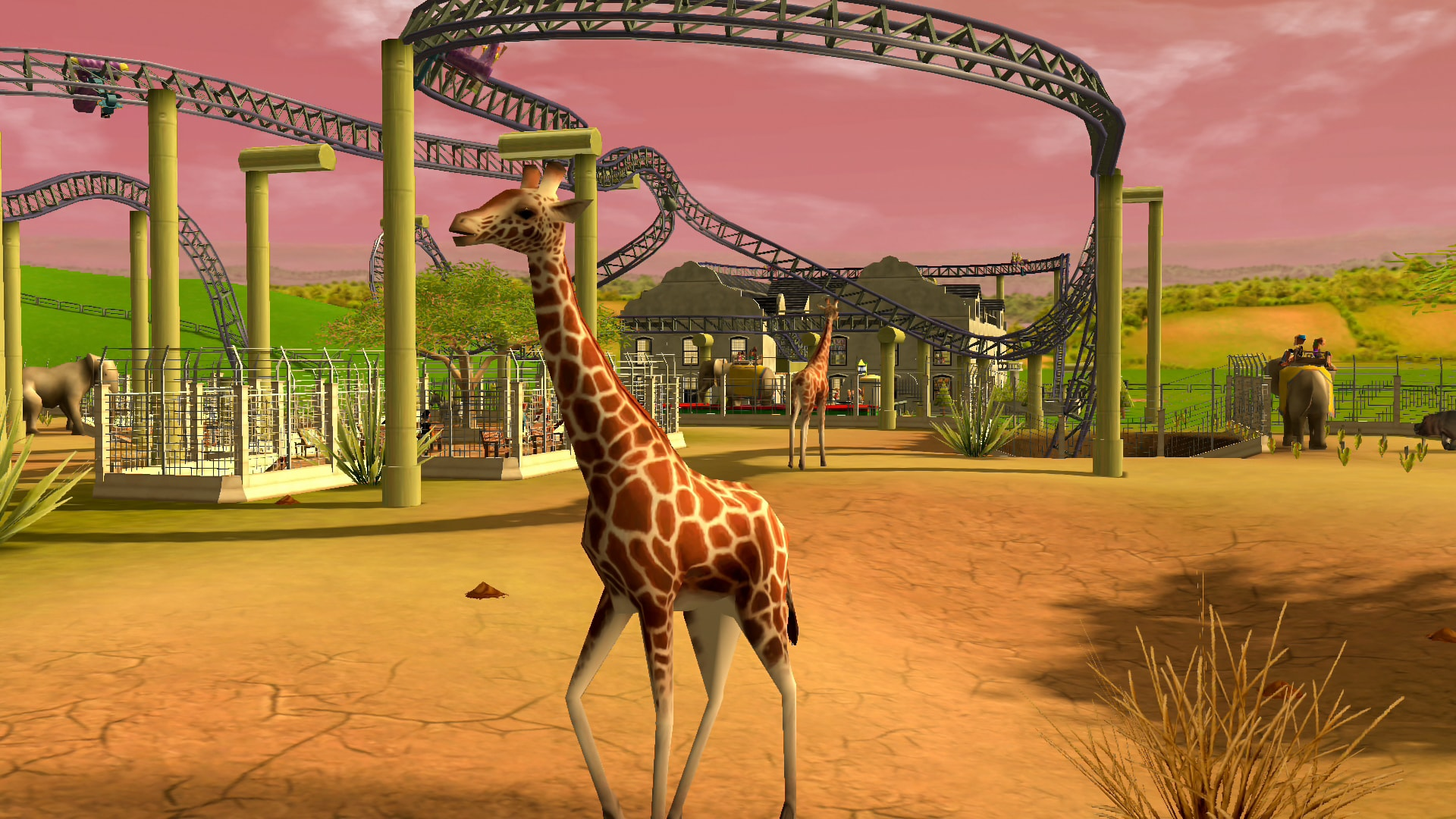 RollerCoaster Tycoon 3: Complete Edition Review Screenshot 2