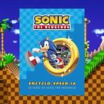 Sonic The Hedgehog Encyclo-speed-ia Photo