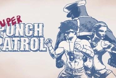 Super Punch Patrol Logo