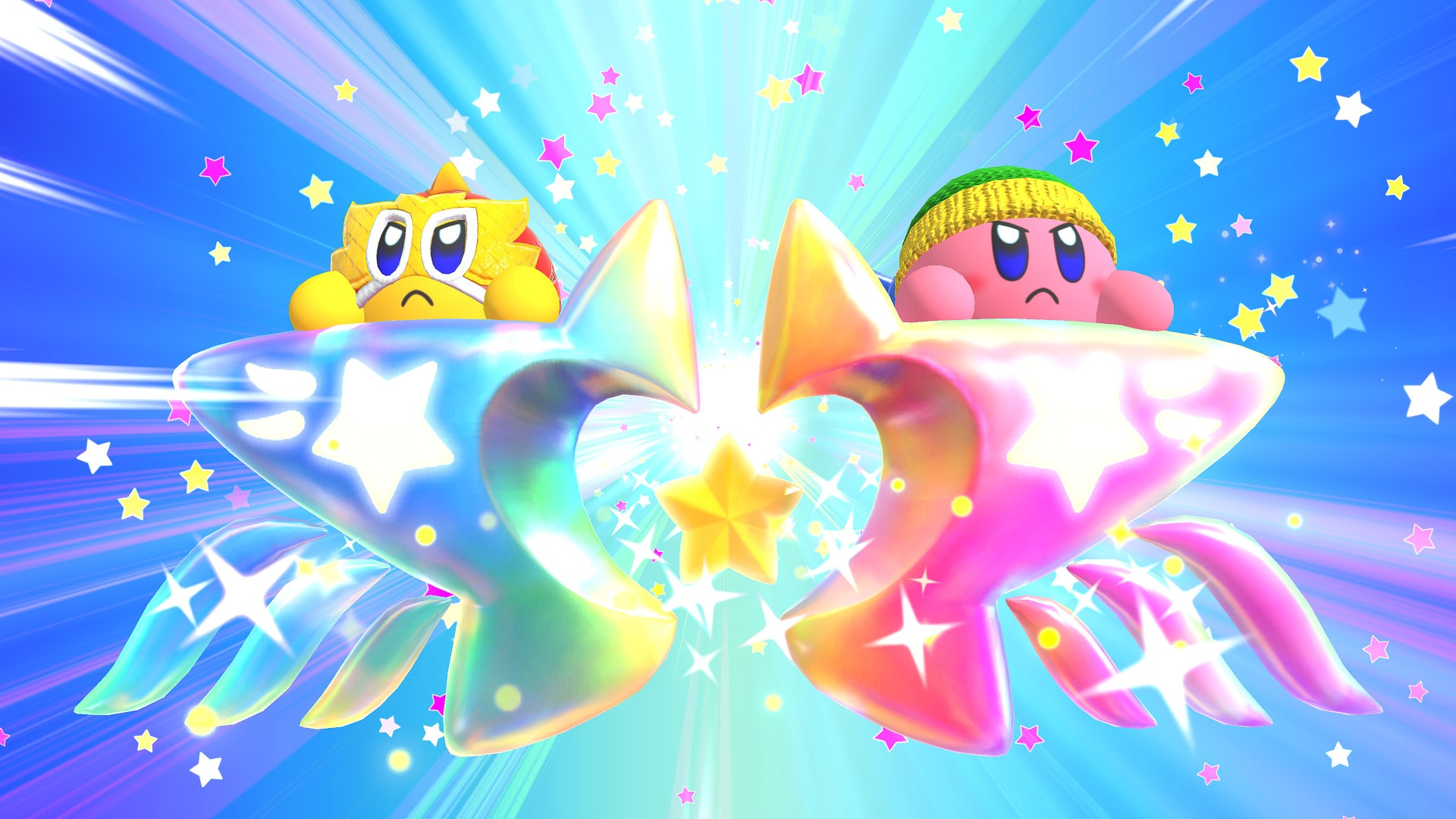 Kirby Fighters 2 Review Screenshot 3