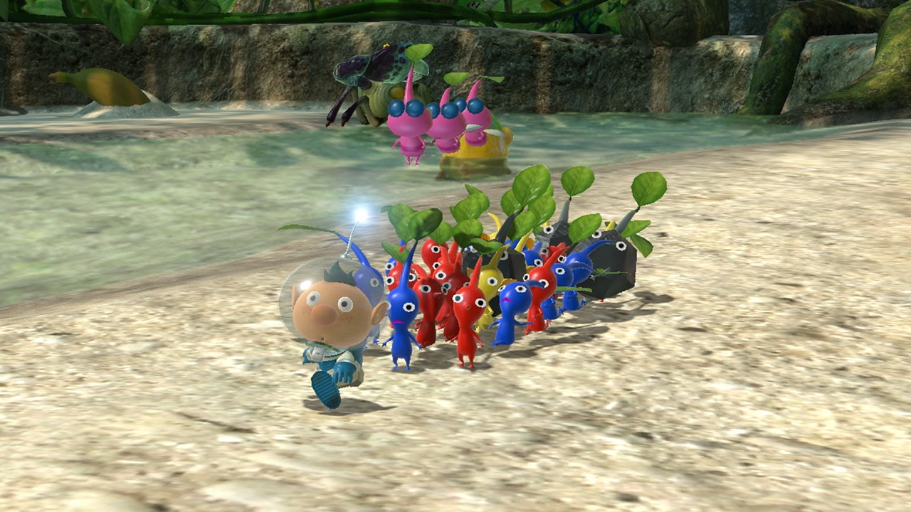 Pikmin 3 Deluxe Review Screenshot 1