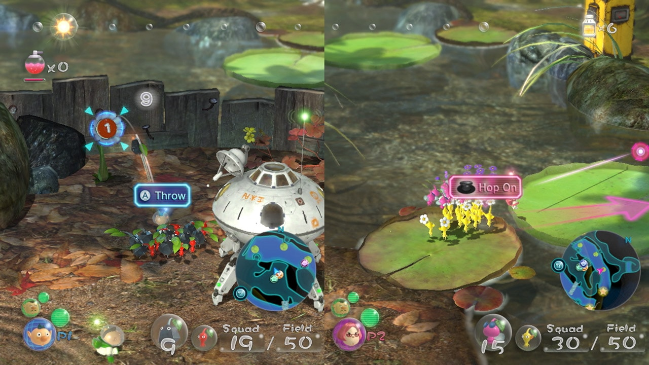 Pikmin 3 Deluxe Review Screenshot 4