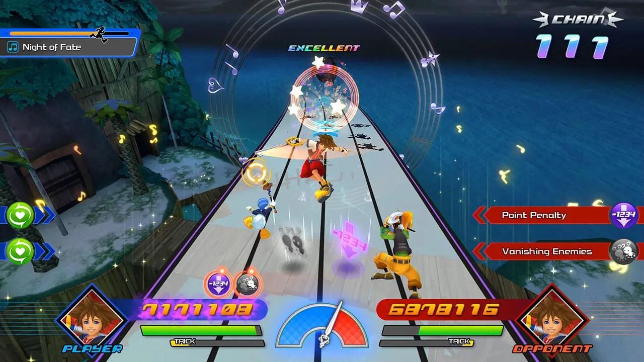 Kingdom Hearts: Melody Of Memory Review Screenshot 2