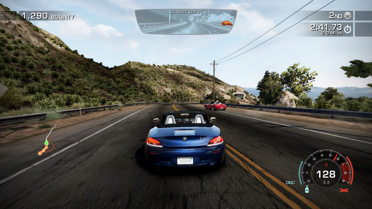 Need For Speed Hot Pursuit Remastered Review Screenshot 1