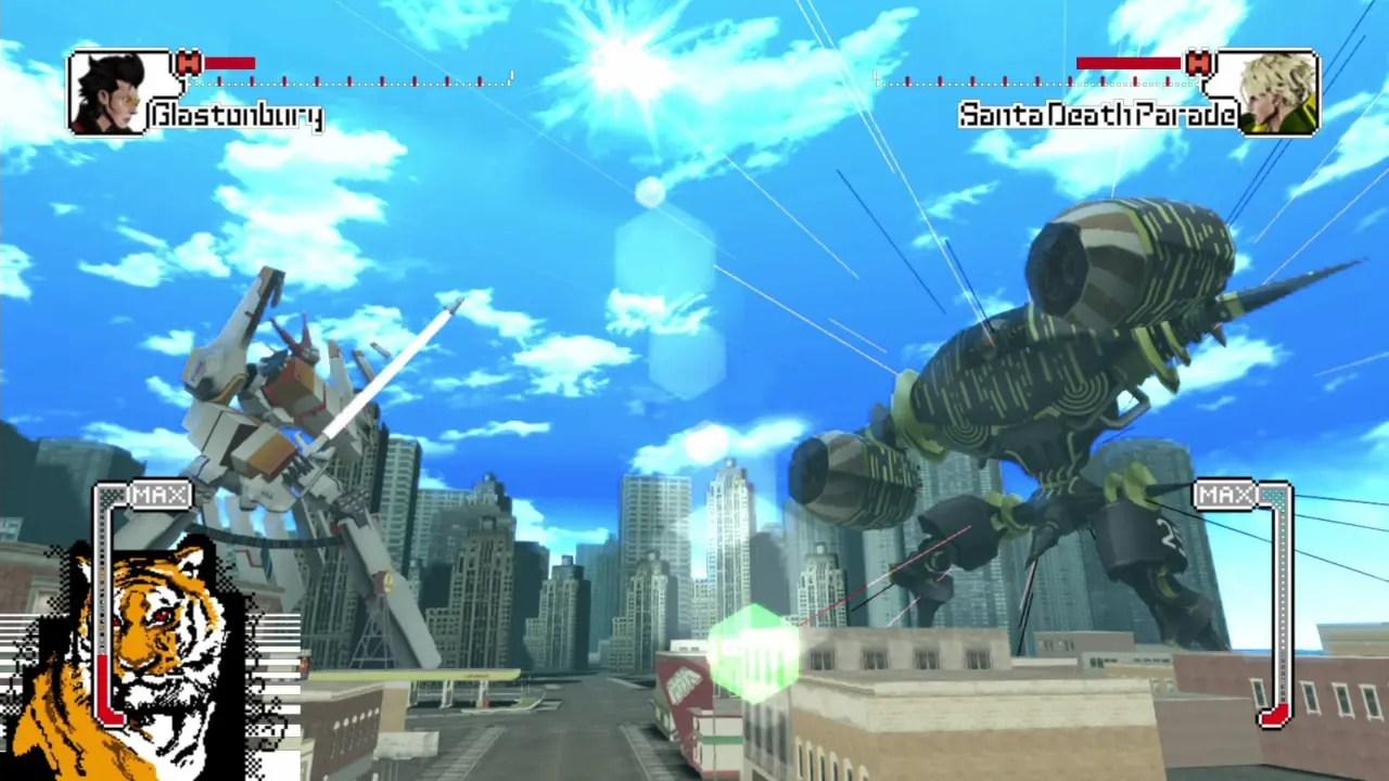 No More Heroes 2: Desperate Struggle Review Screenshot 3