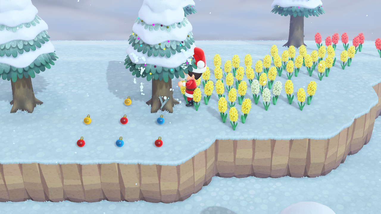 Animal Crossing: New Horizons Toy Day Screenshot 3