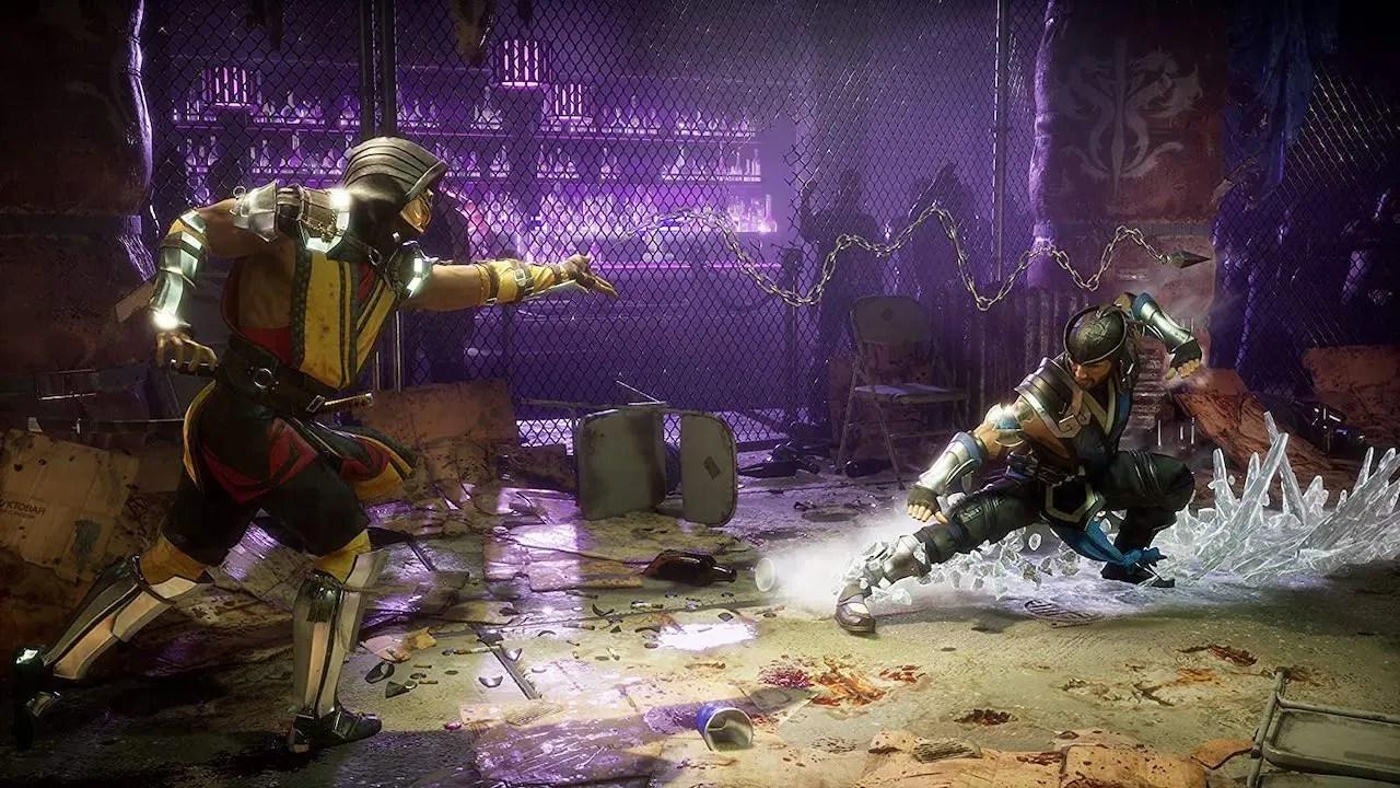 Mortal Kombat 11 Ultimate Review Screenshot 3