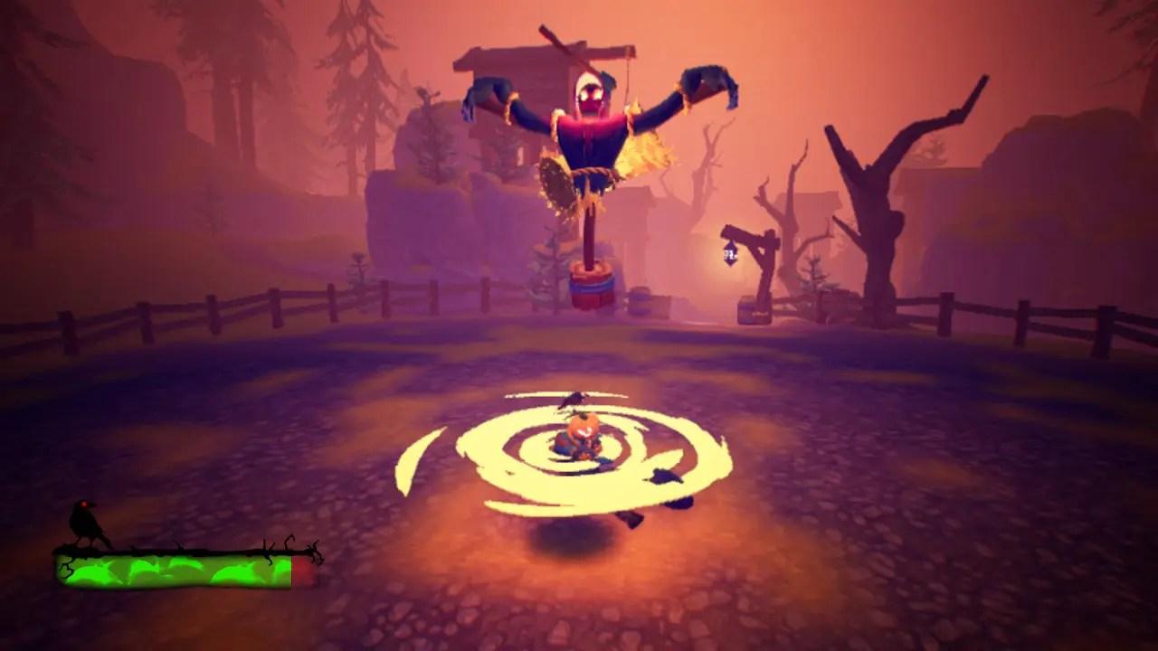 Pumpkin Jack Review Screenshot 3