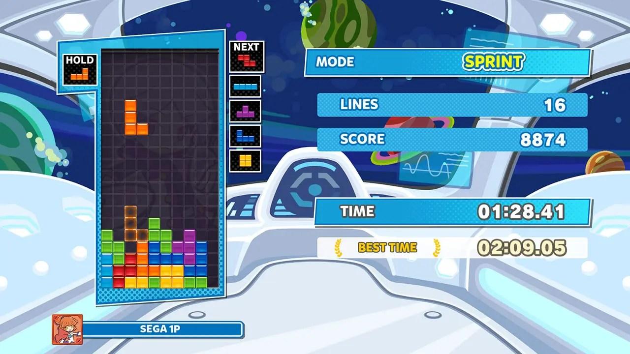 Puyo Puyo Tetris 2 Review Screenshot 1