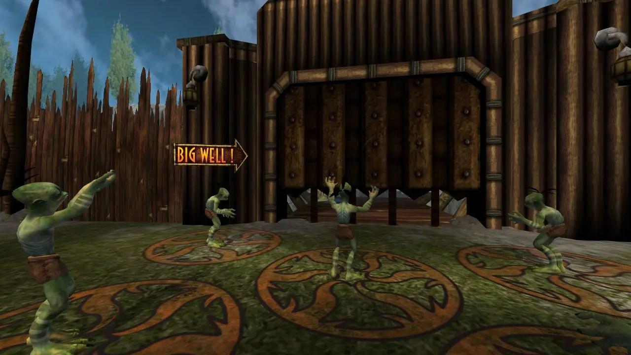 Oddworld: Munch's Oddysee Review Screenshot 1