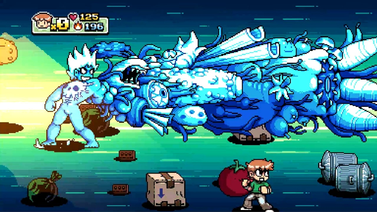 Scott Pilgrim vs. The World: The Game Complete Edition Review Screenshot 3