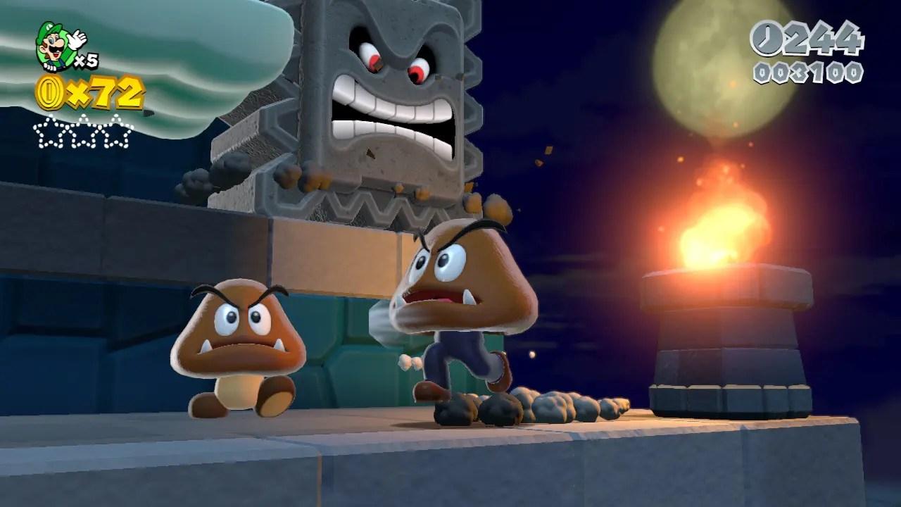 Super Mario 3D World Review Screenshot 3