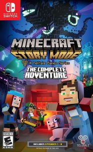 Minecraft Story Mode - L'aventure Complète