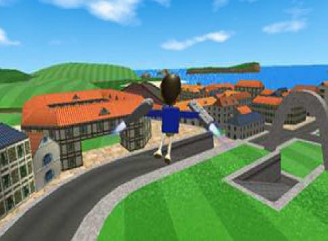 wii sports jet pack gigaleak iii