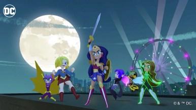 DC Super Hero Girls Teen Power (3)