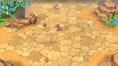 Pokémon Diamant Étincelant, Pokémon Perle Scintillante (2)