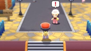 Pokémon Diamant Étincelant, Pokémon Perle Scintillante (28)