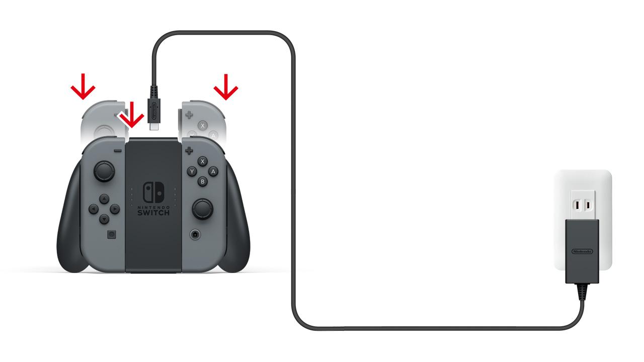 2 スイッチ本体やコントローラーの充電トラブルの対処法! 3 充電切れに悩まされないで快適にスイッチを楽しもう! 任天堂switch(ニンテンドースイッチ). 充電のしかた Nintendo Switch サポート情報 Nintendo