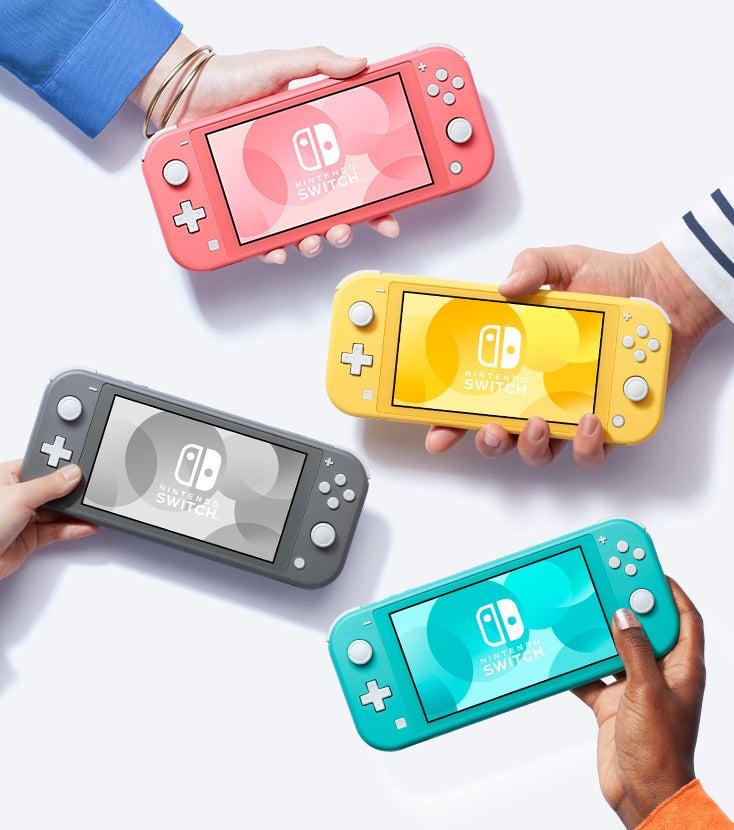 Nintendo Switch Lite | 任天堂(香港)有限公司網站