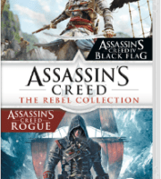 Assassin's Creed: The Rebel Collection (IV Black Flag + Rogue) Switch NSP XCI