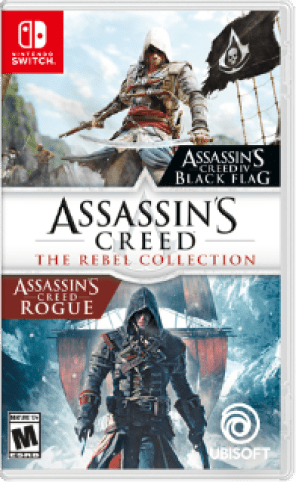 Assassin's Creed®: The Rebel Collection Box Art