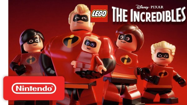 Possible Release Date Revealed for LEGO The Incredibles on ...