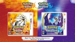 Pokémon Sun & Moon Legendaries Trailer