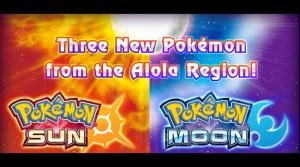 VIDEO: New Pokémon Sun & Moon Trailer