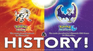 Pokémon Sun & Moon Are Most Pre-Sold Games In Nintendo History